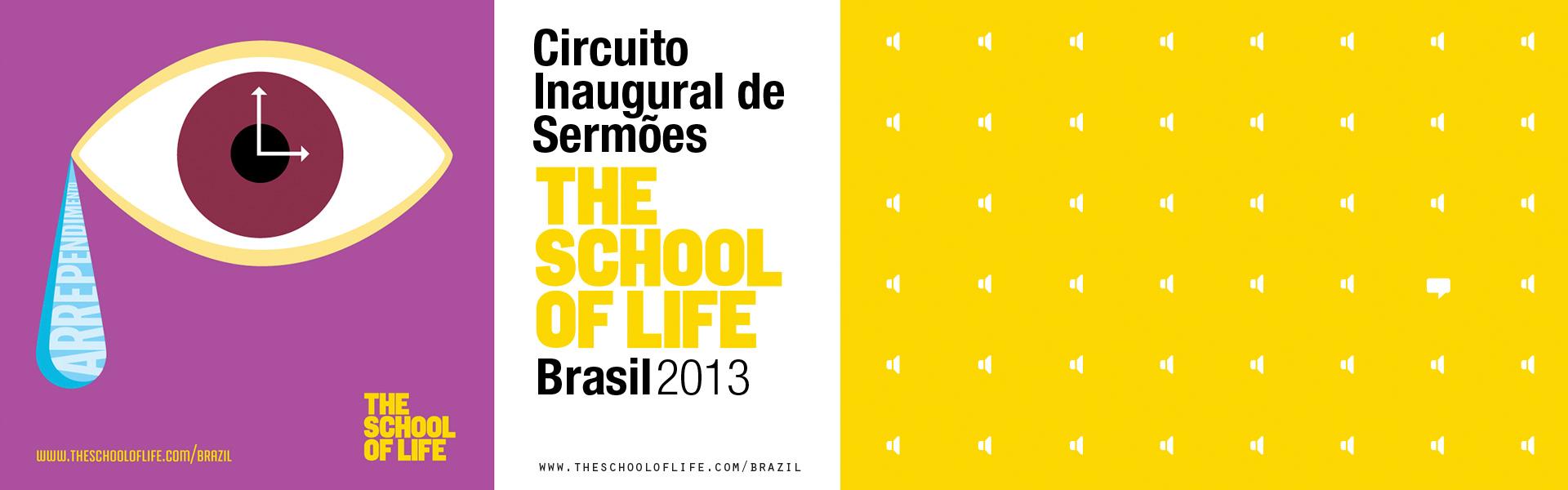 Cartaz The School of Life