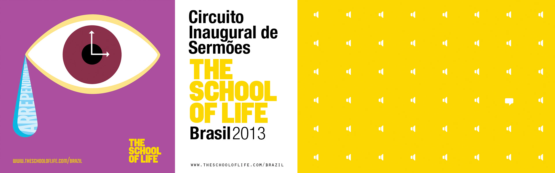 Cartaz The School of Life